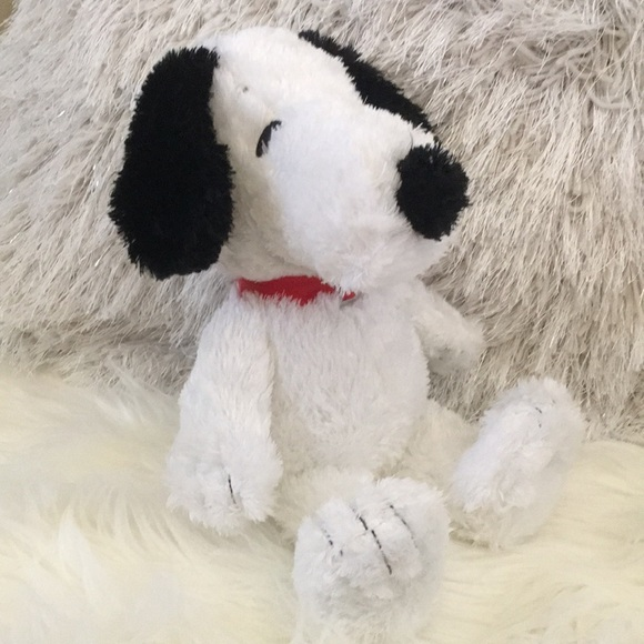 Peanuts Other Nwt Snoopy Stuffed Animal Poshmark